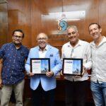 Presentan a Alcalde Ciclotour Mazatlán 2021